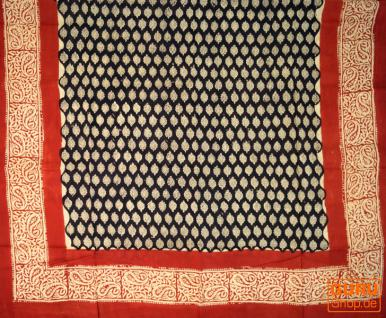 dünnes Tuch Sarong, Wandbehang, Wickelrock, Sarongkleid - Vorschau 2