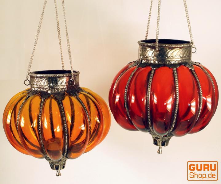 orientalisches glasteelicht h nge teelicht glaslaterne. Black Bedroom Furniture Sets. Home Design Ideas