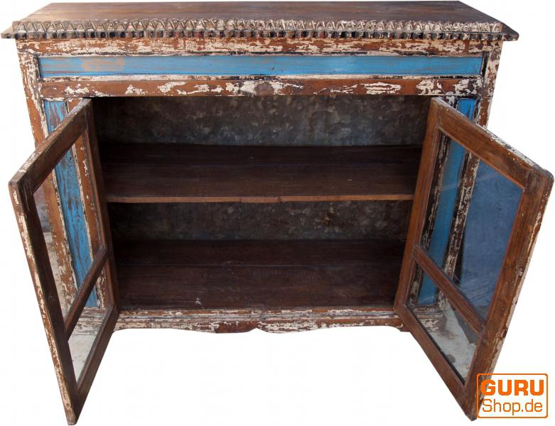 glast r kommode aus recycel holz jh0 012 kaufen bei guru shop gmbh. Black Bedroom Furniture Sets. Home Design Ideas