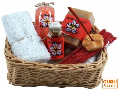 Wellness Spa Geschenkbox Frangapani