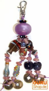 Perlenschlüsselanhänger 31 - Vorschau 1