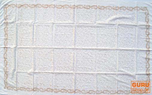 dünnes Tuch Sarong, Wandbehang, Wickelrock, Sarongkleid 47 - Vorschau 2