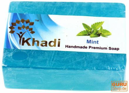 Khadi Seife Mint