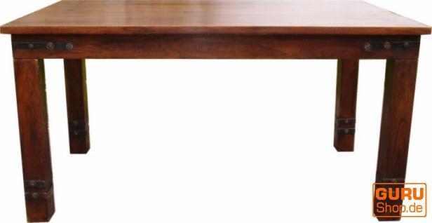 kolonialstil esstisch r509 dunkel klassisch kaufen bei guru shop gmbh. Black Bedroom Furniture Sets. Home Design Ideas