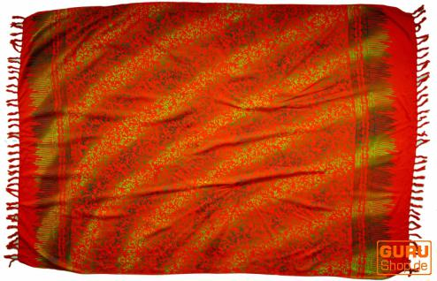 Sarong, Wandbehang, Wickelrock, Sarongkleid 95 - Vorschau