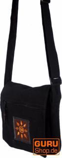Kleine Schultertasche, Hippie Tasche, Goa Tasche