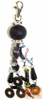 Perlenschlüsselanhänger 31 - Vorschau 4