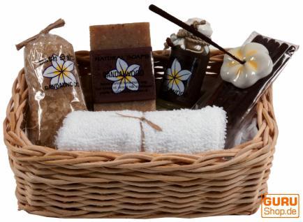 Wellness Spa Geschenkbox Sandelholz