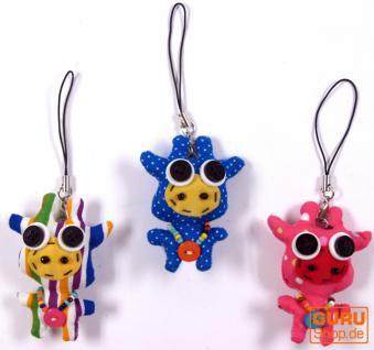 Monster, Voodoopüppchen Schlüsselanhänger Kuh 2 - Vorschau