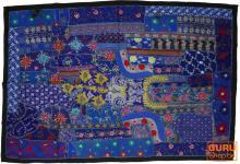 Indischer Wandteppich Patchwork 100*155 cm - 22