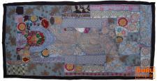 Patchwork Wandbehang 125*65 cm - c9