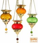 orientalisches Glasteelicht, Hänge Teelicht