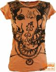 Sure T-Shirt Ganesh orange