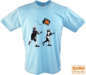 Fun T-Shirt `Basket TV`