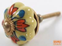 Mini Möbelknopf Keramik - 10