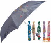 "Regenschirm aus der Flasche "" Bunny"" in 5 Varianten"