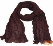 Indisches Baumwolltuch, Schal
