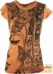 Sure T-Shirt Buddha orange