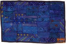 Indischer Wandteppich Patchwork 100*155 cm - 2