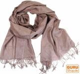 Indischer Schal rose