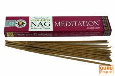 Vijayshree Golden Nag Meditation Räucherstäbchen