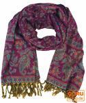 Weicher Paisley Schal