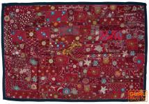 Indischer Wandteppich Patchwork 100*155 cm - 3
