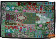 Indischer Wandteppich Patchwork 100*155 cm - 21