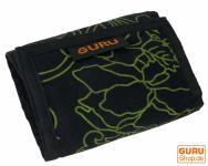 Portemonnaie Retro schwarz grün