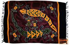 Sarong, Wandbehang, Wickelrock, Sarongkleid