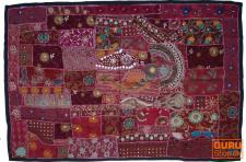 Indischer Wandteppich Patchwork 100*155 cm - 16