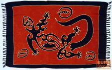 Sarong, Wandbehang, Wickelrock, Sarongkleid 102