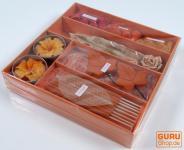 Räucher & Duftset XL-orange