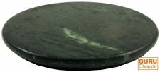 Marmor Schneidebrett Untersetzer, Chapati Ø 22 cm