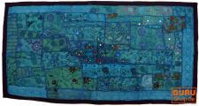 Patchwork Wandbehang 125*65 cm - c8