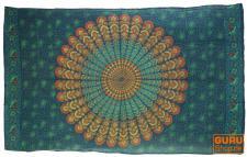 Dünnes Tuch Sarong, Wandbehang, Wickelrock, Sarongkleid