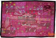 Indischer Wandteppich Patchwork 100*155 cm - 20