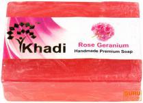 Khadi Seife Rose Geranium
