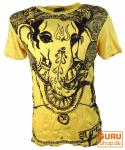 Sure T-Shirt Ganesh gelb
