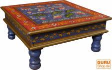 bemalter kleiner Tisch Nr. 5