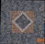 Quadratisches Mosaik Ensemble (120*120 cm) (En-2)