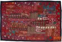 Indischer Wandteppich Patchwork 100*155 cm - 6
