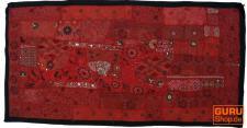 Patchwork Wandbehang 125*65 cm , Nr. 53