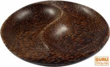 Kokosholzschale Ying-Yang