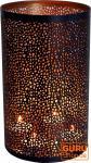 Metall Teelichtlampe / Deckenlampe Eldorado round 1