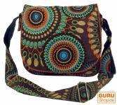 Schultertasche, Hippie Tasche, Goa Tasche