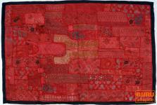 Indischer Wandteppich Patchwork 100*155 cm - 1