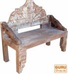 Maharaja Sitzbank aus Recycel-Holz (JH0-133)