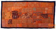 Patchwork Wandbehang 125*65 cm , Nr. 57