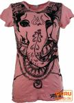 Sure T-Shirt Ganesh rosa
